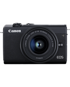 EOS M200 con lente EF M15-45 IS STM